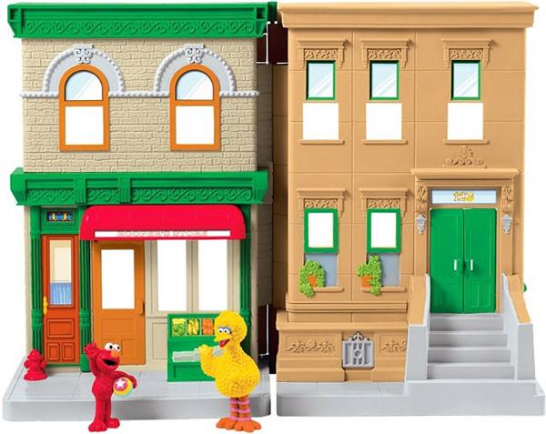 Brooklyn kinda looks like Sesame Street via http://www.kidlantis.com