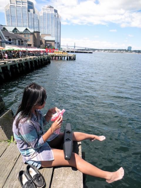 Halifax WaterfrontPhoto Credit: Rebecca Rose