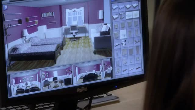 THE SIMS THEMSELVES ARE IN THE SECRET SEX ROOM SHE MADE IN A DIFFERENT PART OF THE HOUSE.