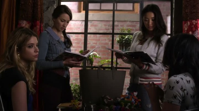 Aria this is some nice Glee fanfic but I'm just not sure there's a real market for this unless you turn it into a moderate spin-off light bondage best seller
