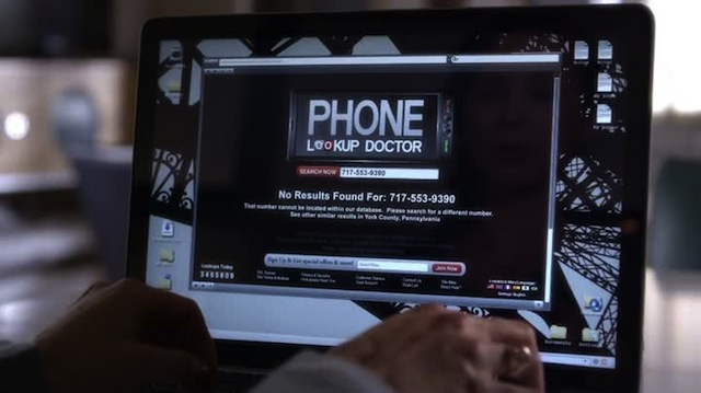 As oppose to the Phone Doctor Lookup which helps you find people in the area who can fix your phone