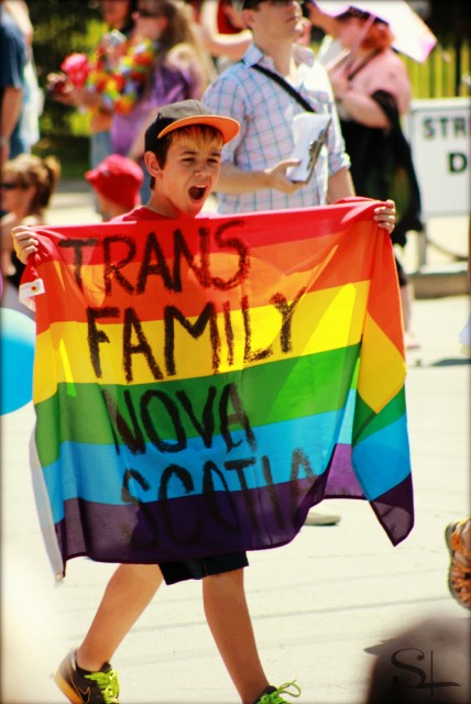 Trans Family Nova ScotiaPhoto Credit: Samson Learn