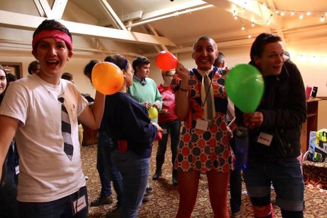 balloon tag by rachel walker