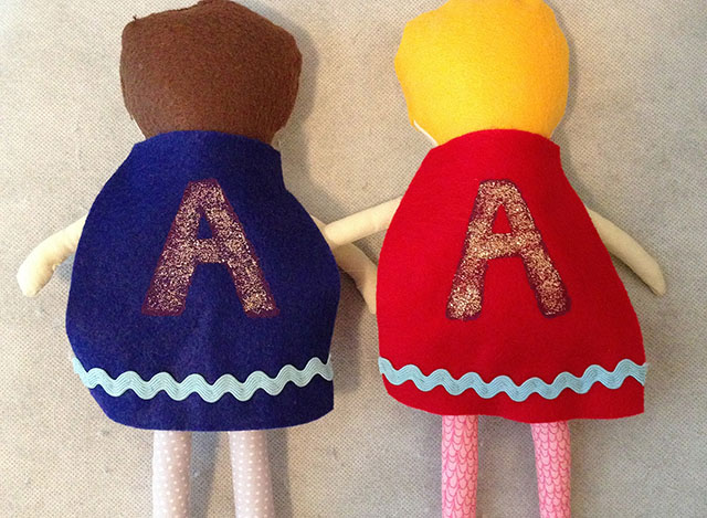 doll-capes