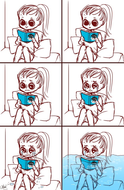 via pretty books