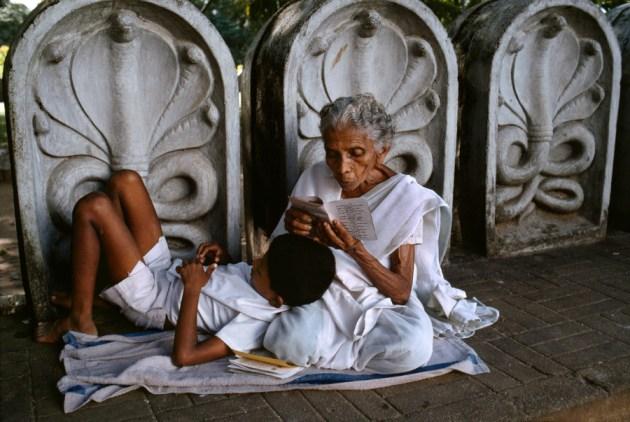 SRILANKA-10087, Sri Lanka, 12/1995 (photo by steve mccurry)