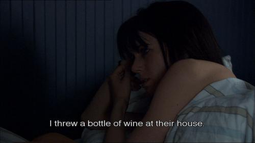 threw-wine