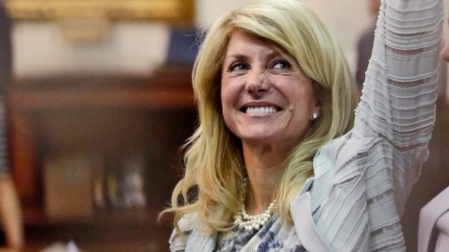 Wendy Davis, via The Guardian