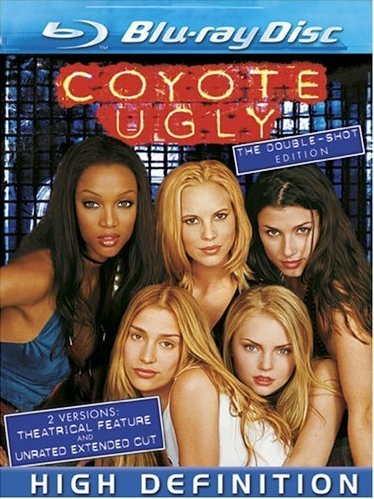 Coyote_Ugly (Caption: Please don't base any beliefs about bartending on this film: it's beyond ridiculous)