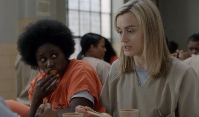 Lesbian black and white girl
