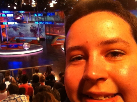 The Daily Show Taping