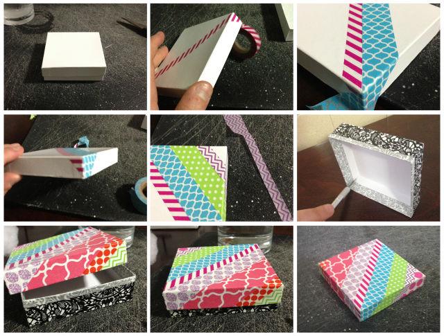 box 1 collage