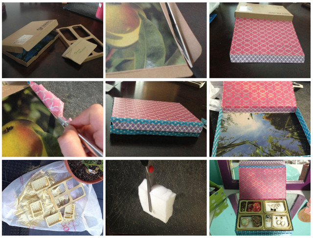 box 2 collage