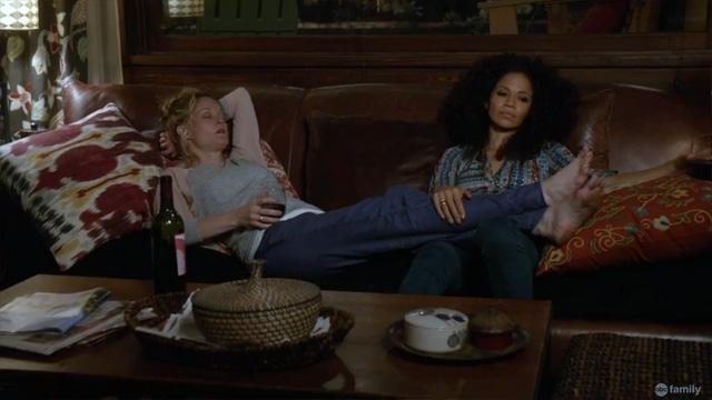 Lesbian mom needs socks. Send help.