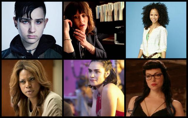 lesbian tv