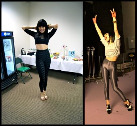 Both images via JessieJOfficial.com