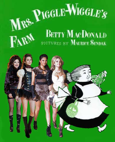 Mrs. Piggle-Wiggle and the The Big-Fat-Liar Cure