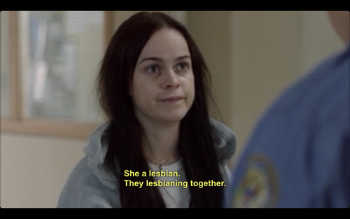 Orange is the New Black  7 Things We Should Talk AboutWhite Girl With Cornrows Orange Is The New Black