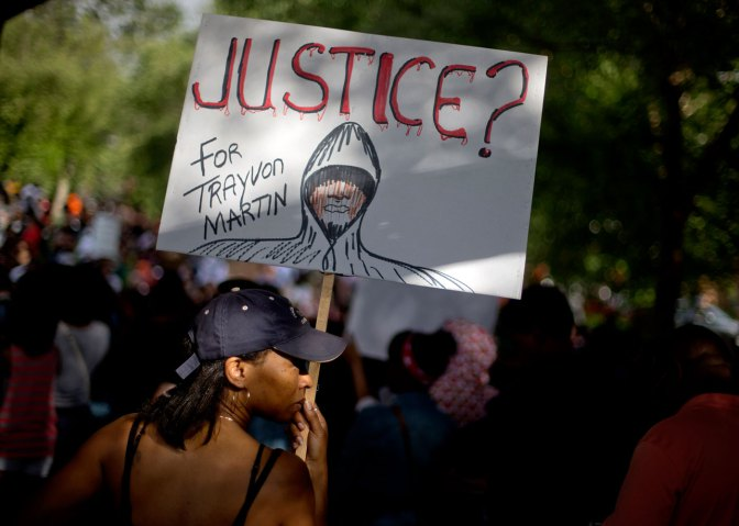 protest in atlanta (AP Photo/David Goldman)