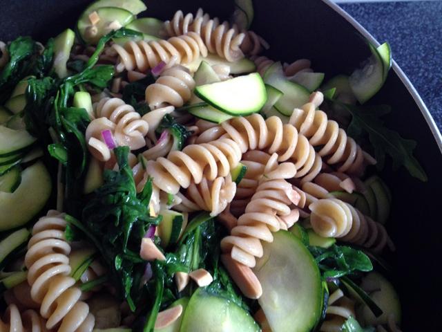 zucchini-summer-pasta