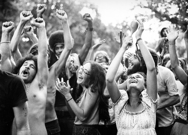 Holy Man Jam, Boulder, CO  Aug. 1970