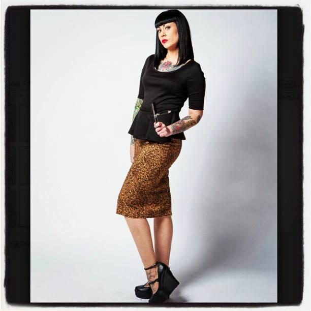 Amanda Rose (stylist)