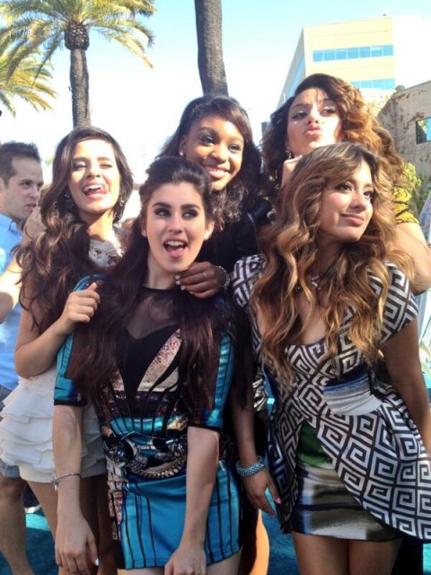 I guess this is Fifth Harmony (Via @foxtv