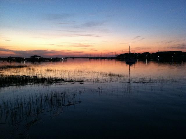 Charleston - Sunset