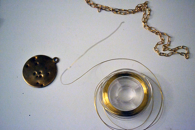 make a thing constellation necklace 7