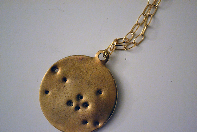 make a thing constellation necklace 8