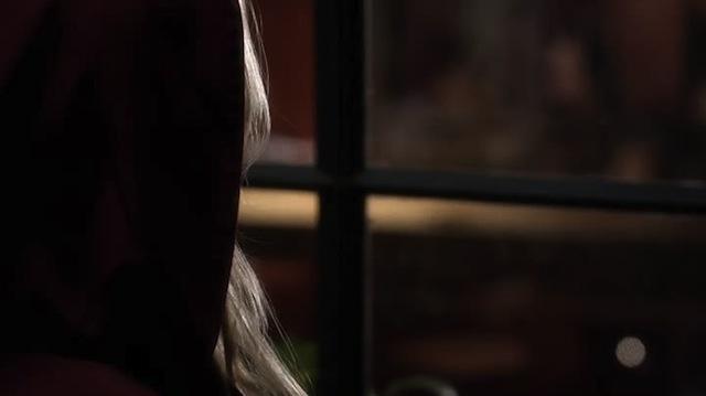 Peeping blondes.