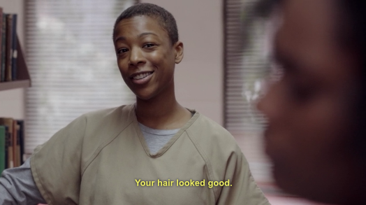 no seriously what would you pay to have poussey say this to you every day