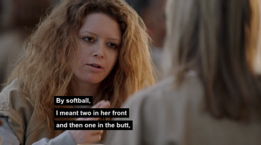 it's just coincidence the act is named for the most lesbian sport of all time