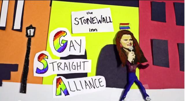 via Gay Straight Alliance trailer