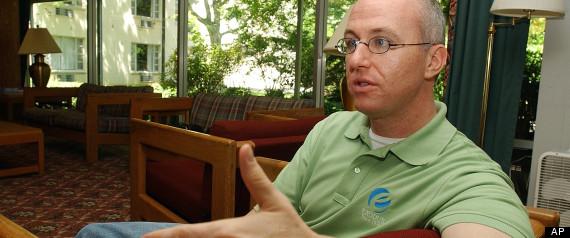 Alan Chambers, Exodus International president  via Huffington Post