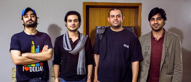 The team at Unicorn Black, the production company behind Burka Avenger via Burka Avenger FB