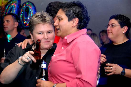 Denise Cohen at Sisters via sistersnightclub.com