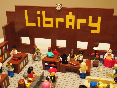 via mr library dude
