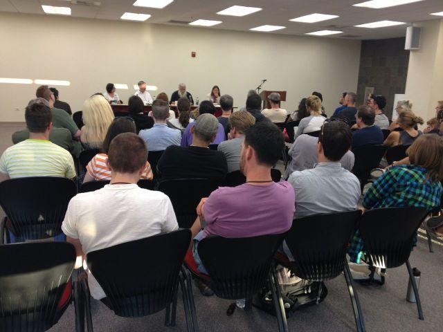 Samuel Delany, Sarah Schulman, David Groff and Malinda Lo answer our questions via Lambda Literary Foundation