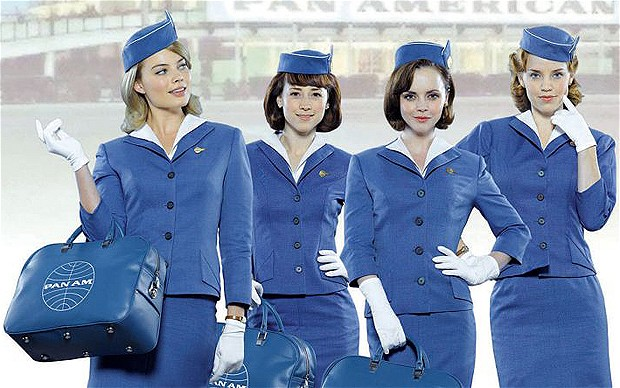 Did anyone else watch Pan Am? via Telegraph.co.uk