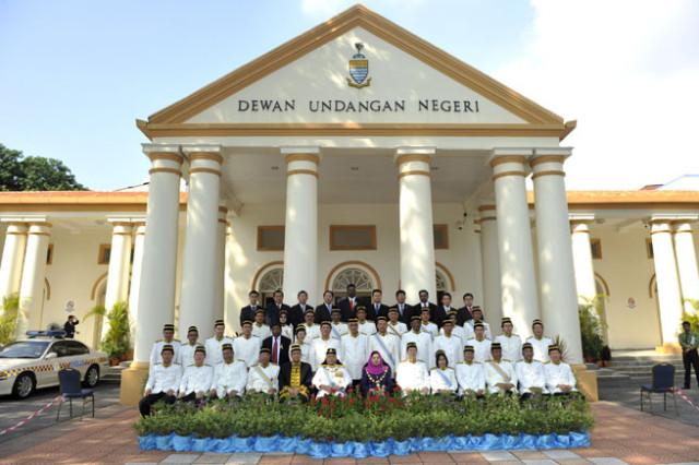 Penang State Legislative Assembly via Penang Monthly