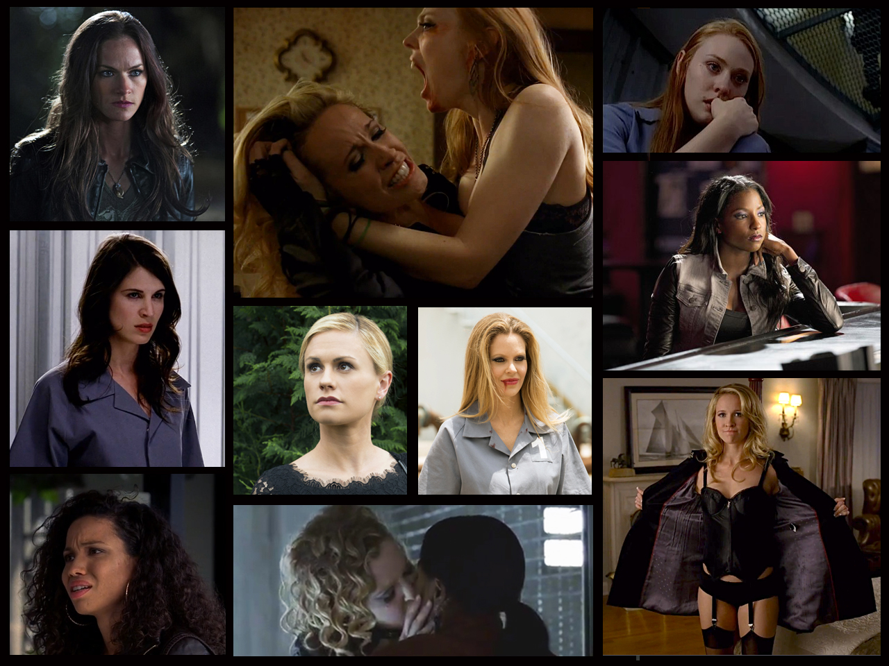55 Ways To Leave Your Lesbian Vampire Lover (According To True Blood) |  Autostraddle