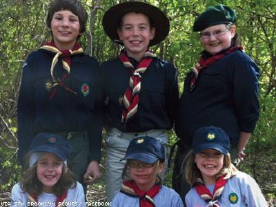 5th Brooklyn Scouts
