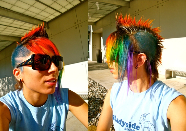 Um this is what Hairspiration looks like.