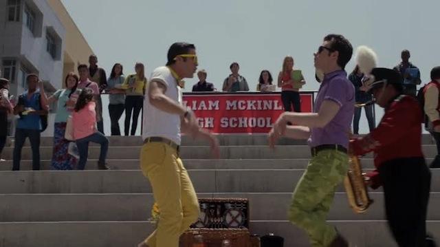 you do the hokey pokey and you turn yourself around