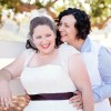 Rachel and Maddie by Weddings to the People