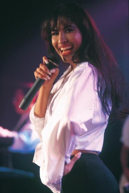 She was the best.  via selenaforever.com