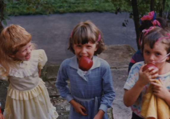 if i could bake apples like the one i apparently enjoyed at my 6th birthday party, i totally would bake apples for you