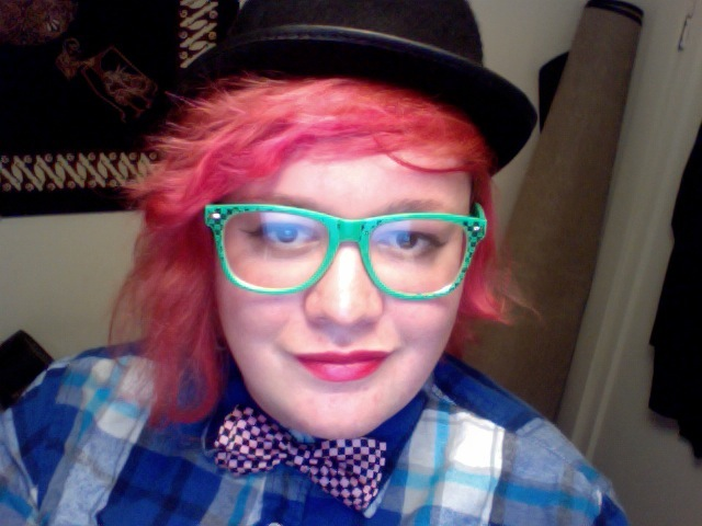 During my genderqueer phase