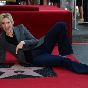 Jane Lynch Honored On The Hollywood Walk Of Fame